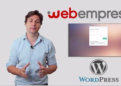 Wordpress-webwmpresas